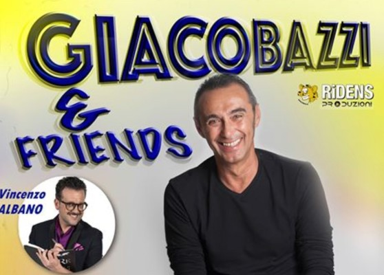 Giacobazzi and Friends